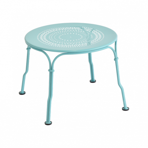 Table basse 1900 de fermob 23 coloris for Table de 24