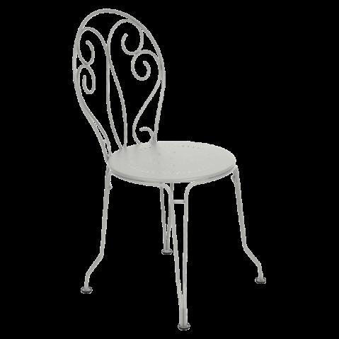 Chaise MONTMARTRE de Fermob gris métal