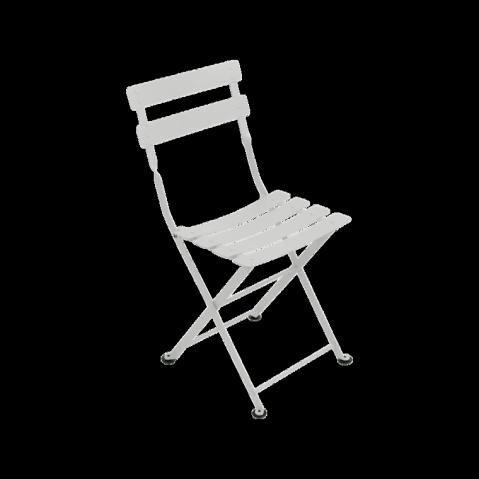 Chaise TOM POUCE de Fermob gris métal