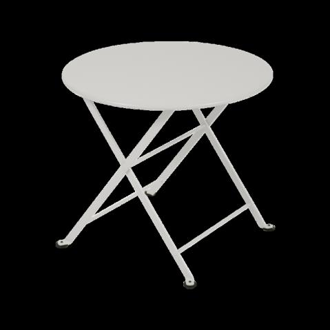Table basse Enfant TOM POUCE de Fermob gris métal