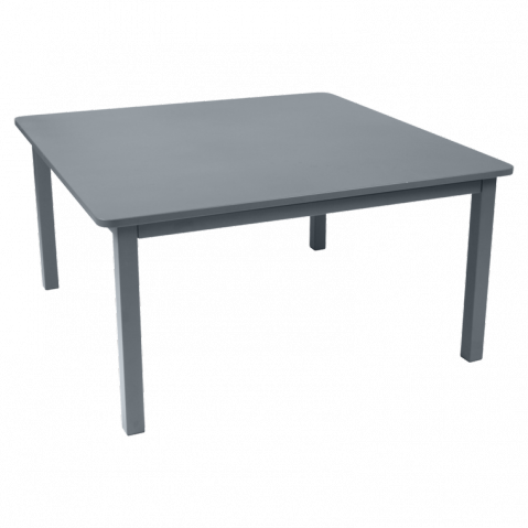 Table CRAFT de Fermob gris orage