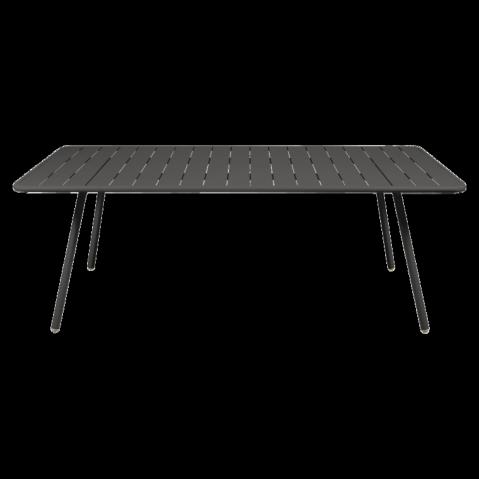 Table LUXEMBOURG pour 8 personnes de Fermob réglisse