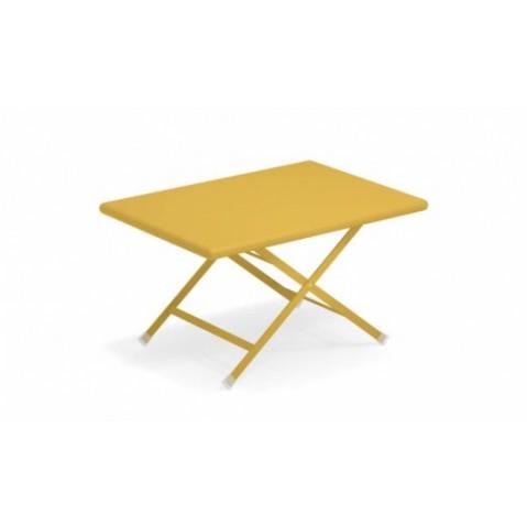 Table Basse Arc En Ciel De Emu Jaune Au Curry