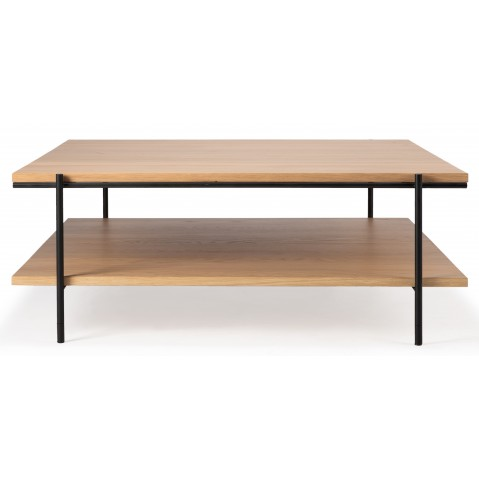 Table Basse Rise D Ethnicraft 2 Tailles Chene