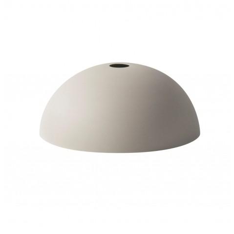 abat jour dome collect collection de ferm living light grey. Black Bedroom Furniture Sets. Home Design Ideas
