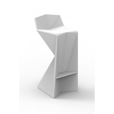 Tabouret de bar VERTEX de Vondom, 15 coloris