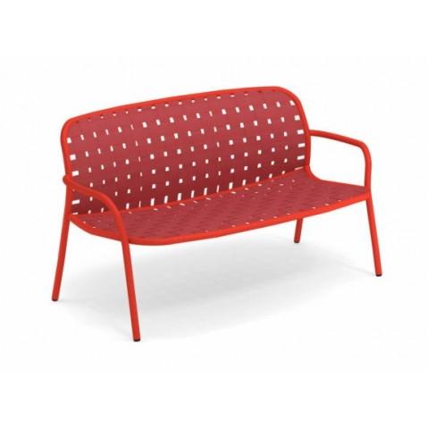 Sofa 2 places YARD de Emu, 7 couleurs