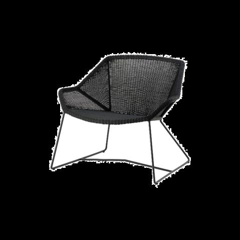 Chaise lounge BREEZE de Cane-line, 2 coloris