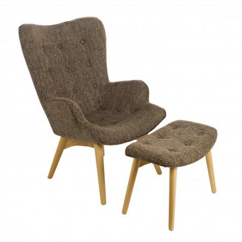 fauteuil joan de pols potten 2 coloris. Black Bedroom Furniture Sets. Home Design Ideas