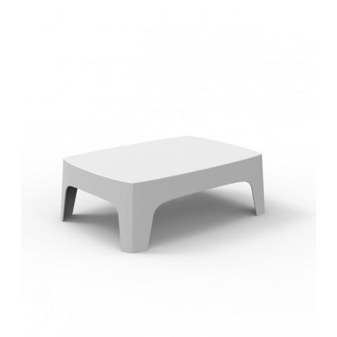 Table basse SOLID de Vondom, Blanc