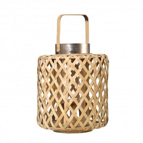 Lanterne CROSS en bambou de Pols Potten, 2 tailles