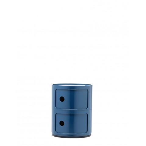 Meuble de rangement COMPONIBILI de Kartell, petit modèle, 10 coloris