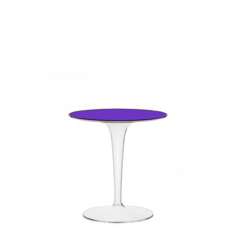 Table ronde TIP TOP de Kartell, 10 coloris