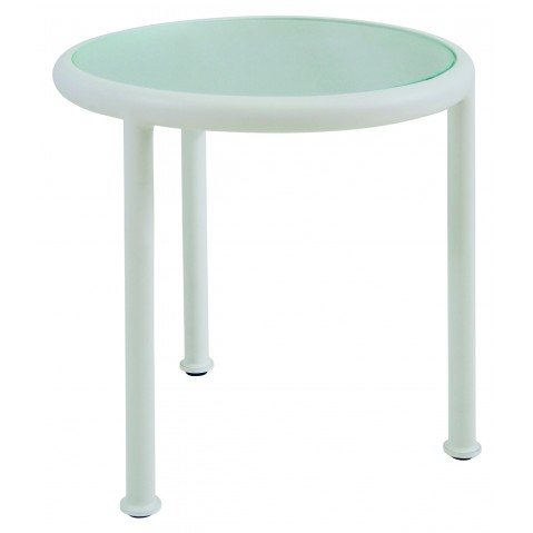 Table basse ronde DOCK Ø48 de Emu, 2 coloris