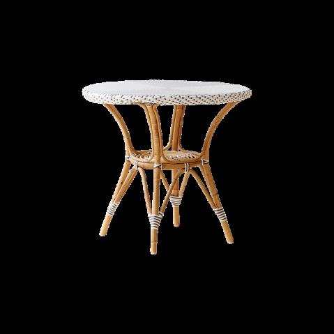 Table de café extérieure DANIELLE de Sika Design, blanc