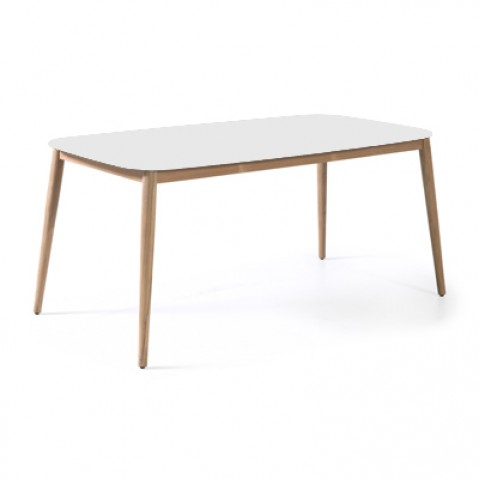 Table rectangulaire ENZO, 2 coloris