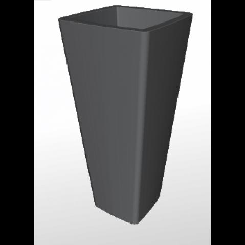 Qui est paul pot cache pot all so quiet gris anthracite for Ikea portaombrelli