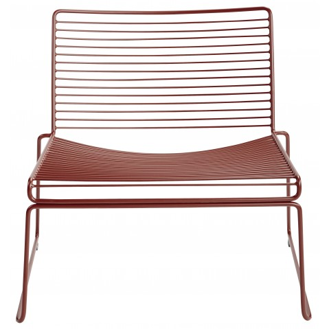 Lounge chair HEE de Hay, 7 coloris