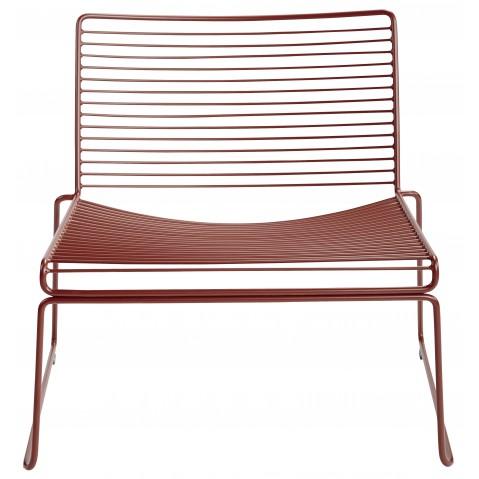 Lounge chair HEE de Hay, rouille