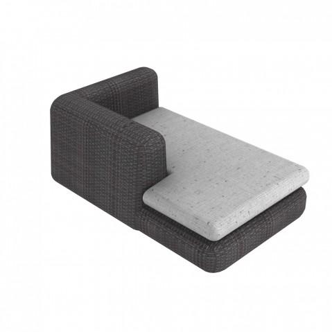 Module lounge AGORA de Unopiu', 2 options, 2 coloris
