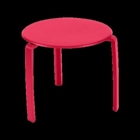 Table basse ALIZÉ de Fermob, Rose praline