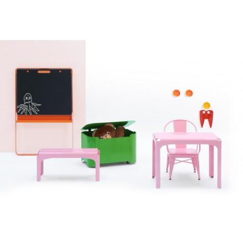 Bureau RHINO de Tolix pour enfants, 3 coloris