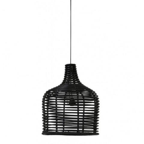 suspension aninda en rotin. Black Bedroom Furniture Sets. Home Design Ideas