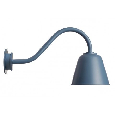 Applique BELL de Eleanor Home bleu pétrole