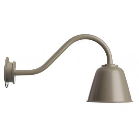 Applique BELL de Eleanor Home gris taupe