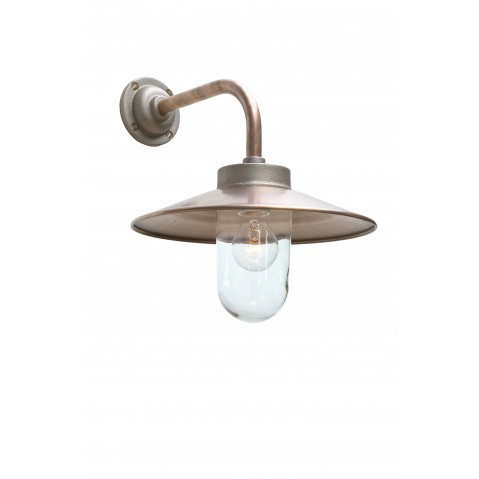 Applique extérieure DEVON de Davey Lighting équerre Bronze