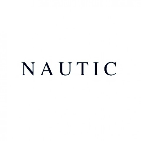 Applique Nautic ANNET GAUZE bronze nickelé mat verre clair