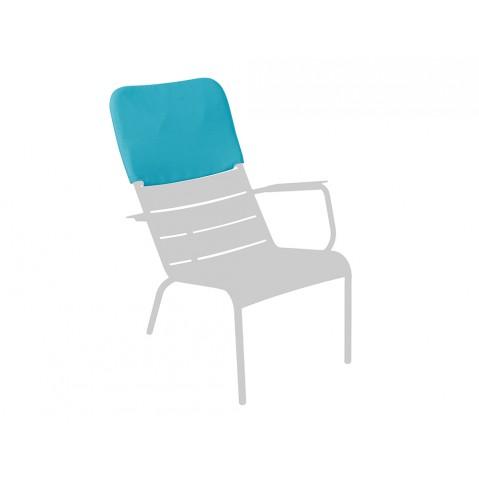 Appui-tête LUXEMBOURG de Fermob, Bleu turquoise