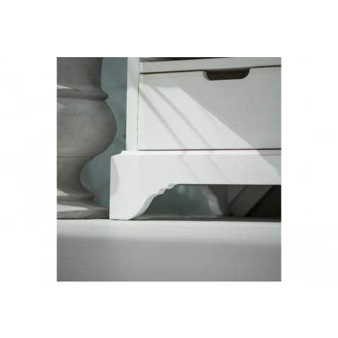 Armoire Bellechasse de Flamant, Blanc