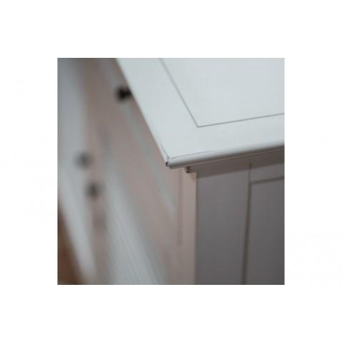 Armoire Murella de Flamant, Blanc