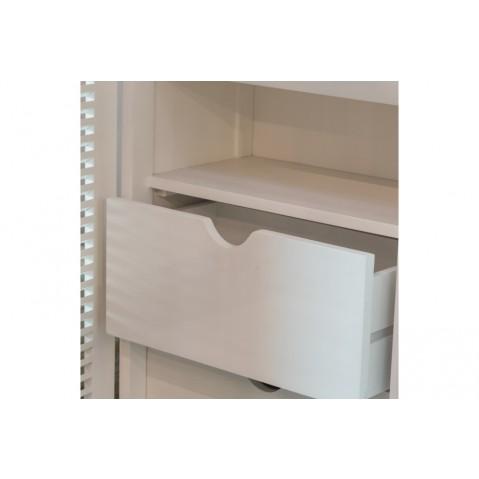 Armoire Ponsac de Flamant, Blanc