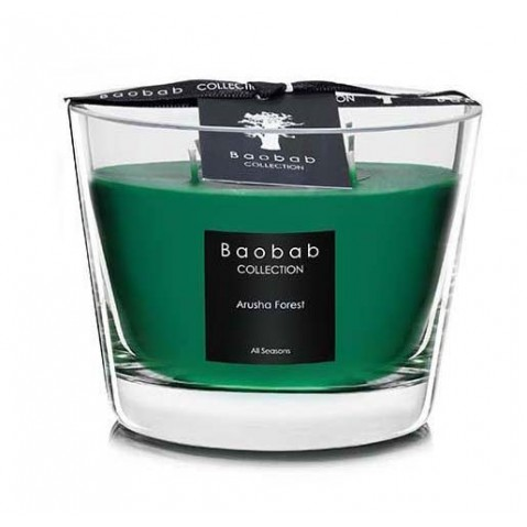 Bougie ARUSHA FOREST de Baobab Collection, 4 tailles