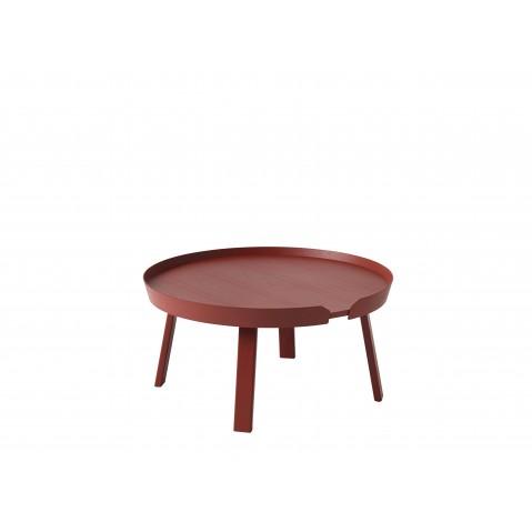 Table basse AROUND de Muuto, 3 tailles, 9 coloris