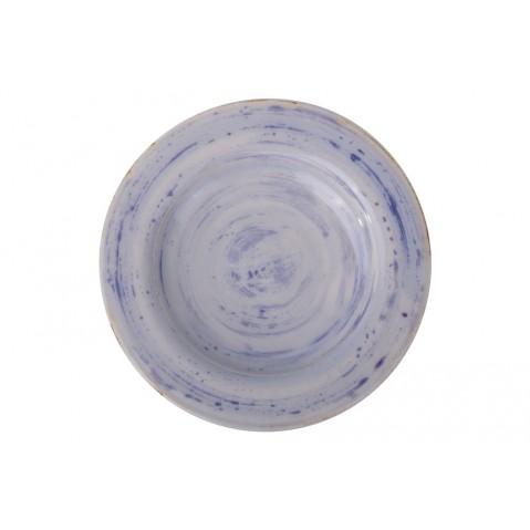 Aviano Assiette W16 de Flamant, Bleu