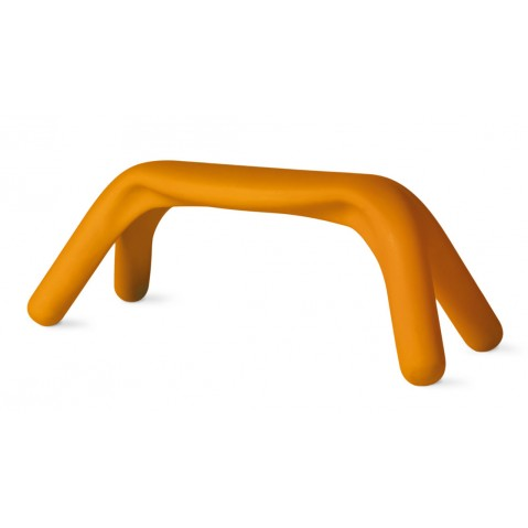 Banc ATLAS de Slide orange