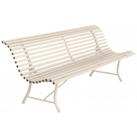 Banc LOUISIANE 200 de Fermob, 23 coloris