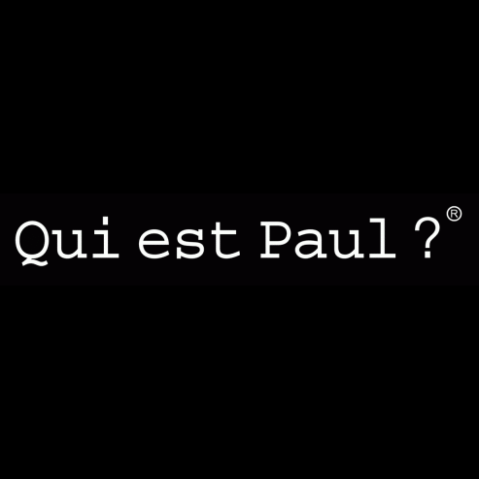 BANC ROND COULEUR Qui est Paul Orange