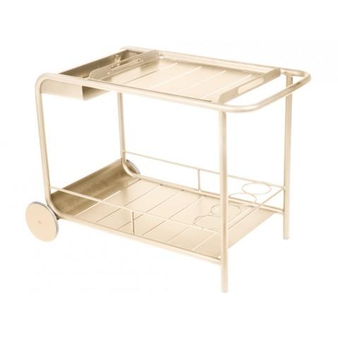 bar roulant luxembourg de fermob lin. Black Bedroom Furniture Sets. Home Design Ideas