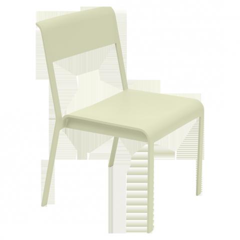 Chaise BELLEVIE de Fermob, Tilleul
