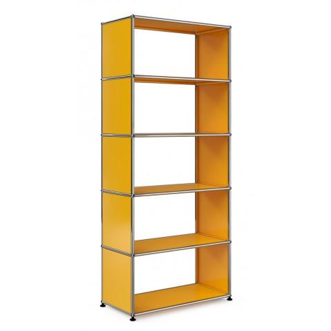 Bibliothèque USM-Jaune