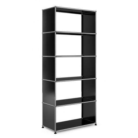Bibliothèque USM-Noir