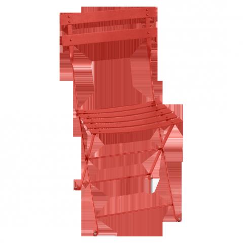 Chaise BISTRO métal de Fermob, Capucine