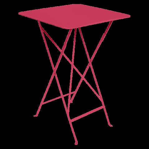 Mange-debout BISTRO de Fermob, Rose praline