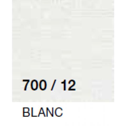 Coussin d'assise 38X38 SEGNO de EMU, Blanc