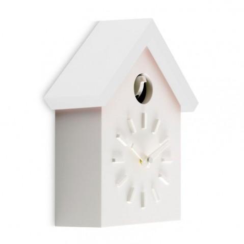 horloge cu clock de magis blanc. Black Bedroom Furniture Sets. Home Design Ideas