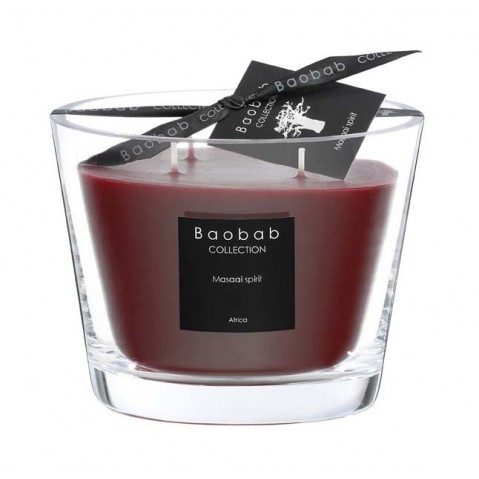 Bougie MASAAI SPIRIT de Baobab Collection, 4 tailles